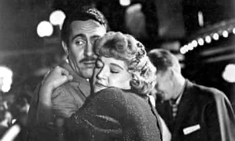 Dora Bryan with Robert Stephens in A Tasate of Honey, 1961.