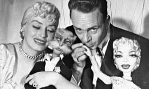 The Mumford Puppets: Frank Mumford and his wife, Maisie