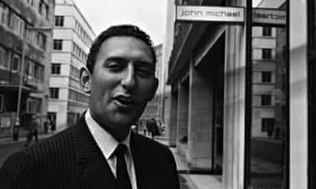 John Michael Ingram, menswear designer