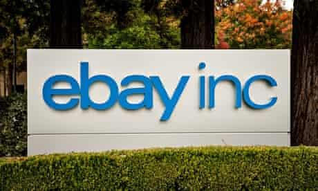 ebay corporate signage