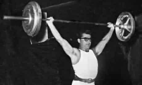 Chris de Broglio opposed South Africa's discrimination against 'non-white' weightlifters