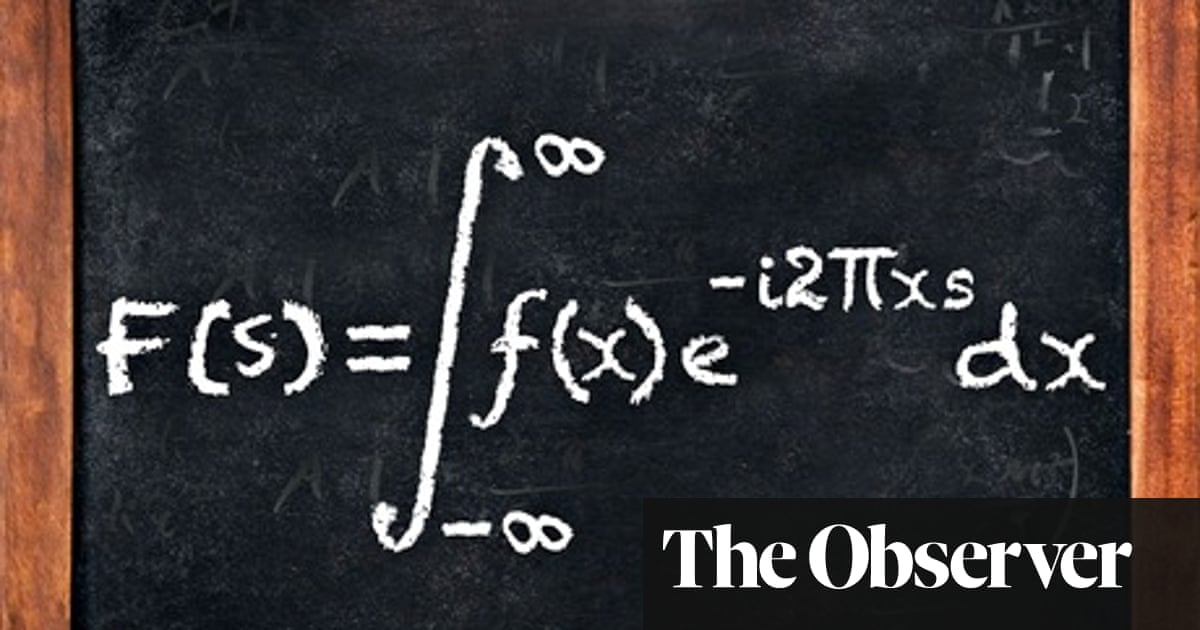 The Fourier transform lets you have your cake and understand