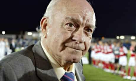 Alfredo Di Stéfano in 2006