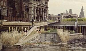 Thames Baths, Studio Octopi