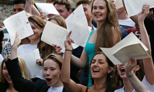 Record Numbers Of College Students Are >> A Level Results Pass Rate Drops But Record Numbers Win University