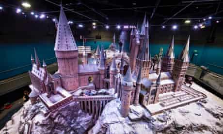 Hogwarts Castle, Warner Bros Studio Tour