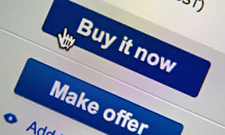 the buy it now tab on the eBay website
