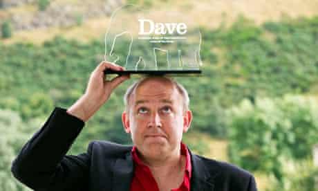 Tim Vine with the Funniest Joke of the Fringe 2014 award