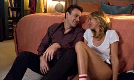 Jason Segel and Cameron Diaz in the film Sex Tape