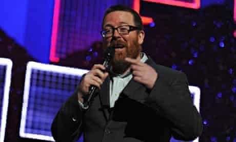 Frankie Boyle said he would have to 'tone down' his comedy to be booked by TV executives.