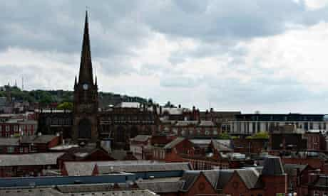 A general view of Rotherham