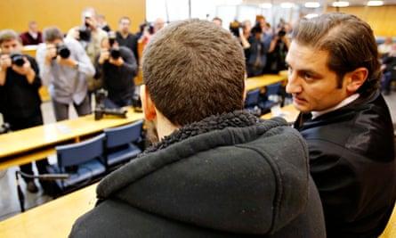 German Isis suspect Kreshnik Berisha