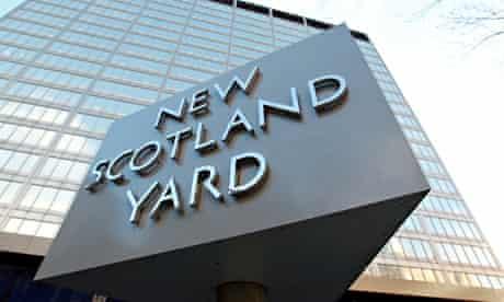 New Scotland Yard building