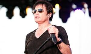 Jimi Jamison, lead singer of Survivor, who has died aged 63
