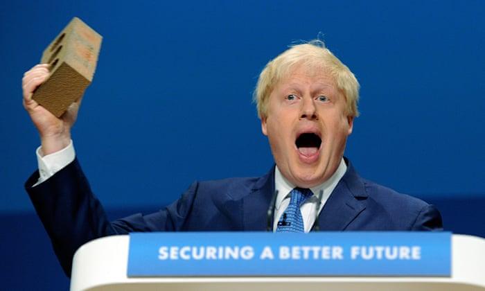 Best man Boris Johnson makes an effortless performance | Boris Johnson |  The Guardian