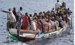 Hundreds of African immigrants die each year trying to reach Europe
