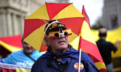 An anti-independentist Catalan in Barcelona