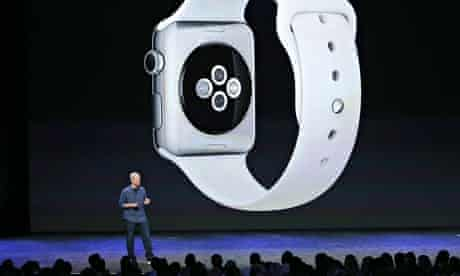 Apple Watch with CEO Tim Cook
