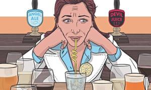 Modern tribes: non-drinker