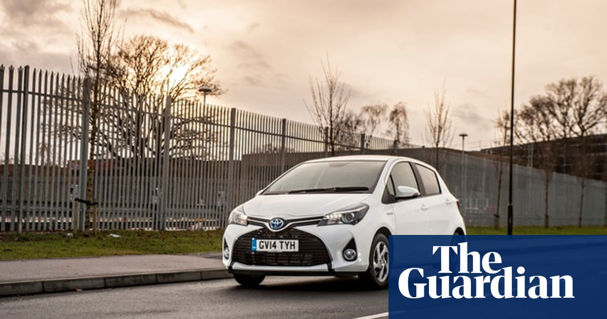 On the road: Toyota Yaris Hybrid – car review   Technology