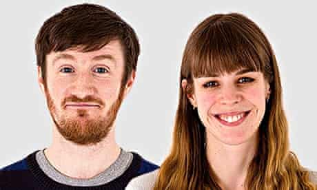 Blind date: Ben and Katie
