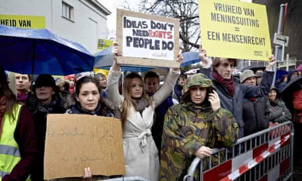 protesters demand release of Raif Badawi