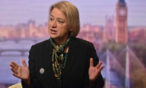 Natalie Bennett, on The Andrew Marr Show