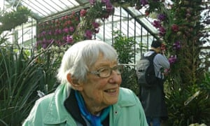 Margaret Blacklock Evans, teacher and amateur botanist, who has died aged 90