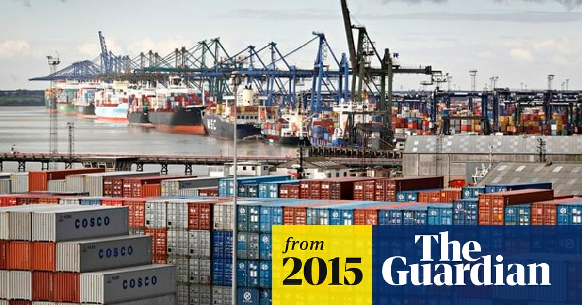 13f58ed73d EY Item Club revises UK growth figures upwards | Business | The Guardian