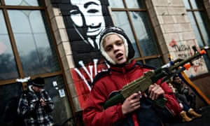 Beyond Kiev's Barricades, Giorgio Bianchi