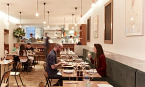 Portland London W1 Restaurant Review Marina O Loughlin