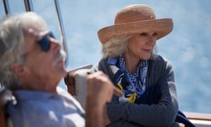I'll See You in My Dreams Blythe Danner and Sam Elliott
