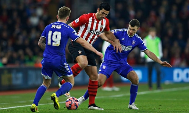 Video: Southampton vs Ipswich Town