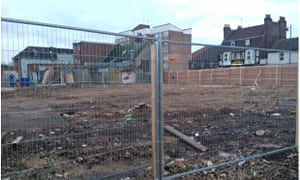 Tesco site at Lowfield Street in Dartford