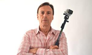 Wayne Fromm, inventor of Quik Pod