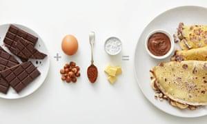 Thomasina Miers' homemade 'Nutella'