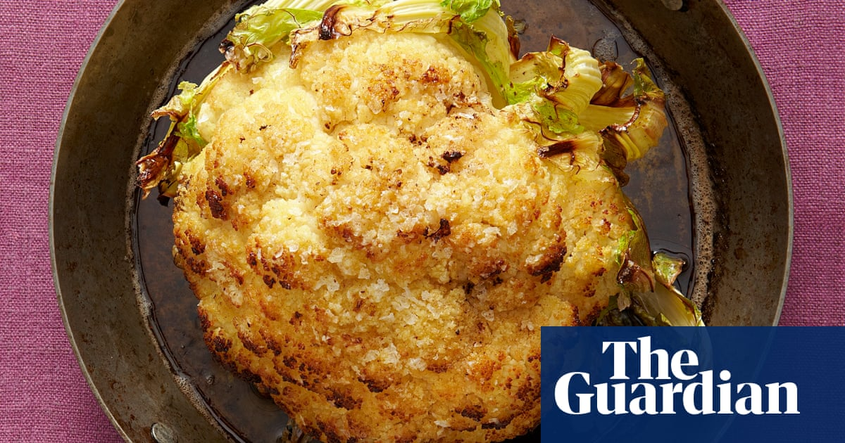 Cauli Gosh Yotam Ottolenghi S Cauliflower Recipes Food The Guardian