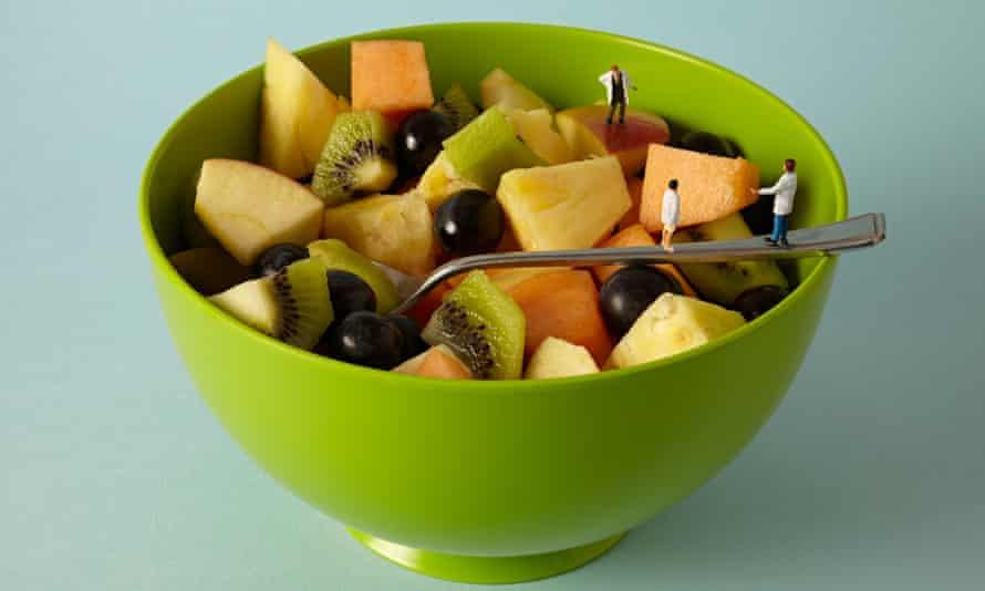 Food: fruit salad