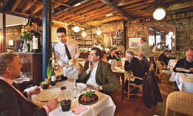 Restaurant: Cafe du Marche