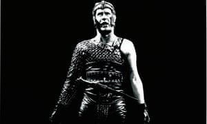 Alan Howard at RSC Aldwych in Coriolanus directed by Terry Hands.