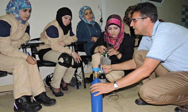 syrian civil defence