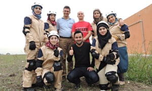 syrian civil defense