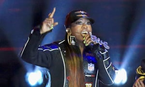 missy elliott music the guardian