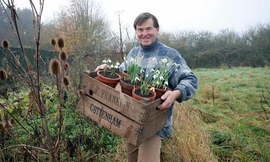 How does garden grow: Joe Sharman