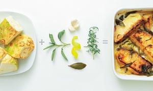 Thomasina Miers' celeriac in milk