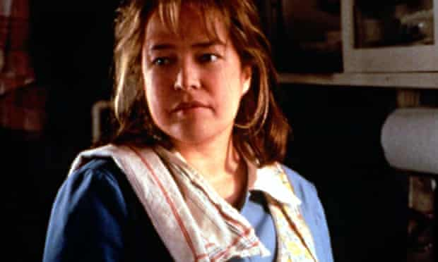 Kathy Bates as Dolores Claiborne in Taylor Hackford's 1995 adaptation of King's novel