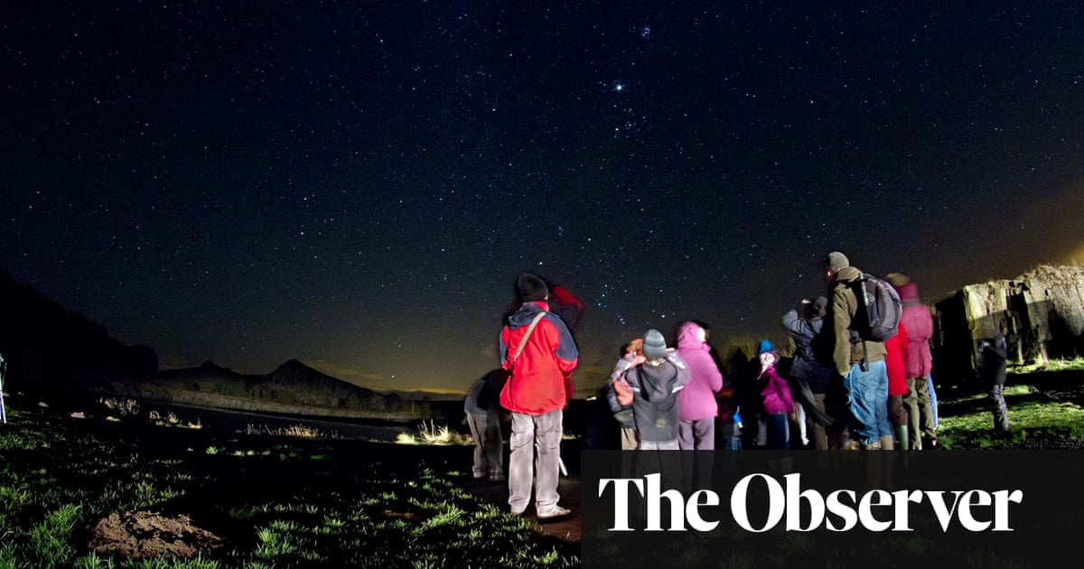 Bright future for 'dark sky' sites as astrotourism grows in