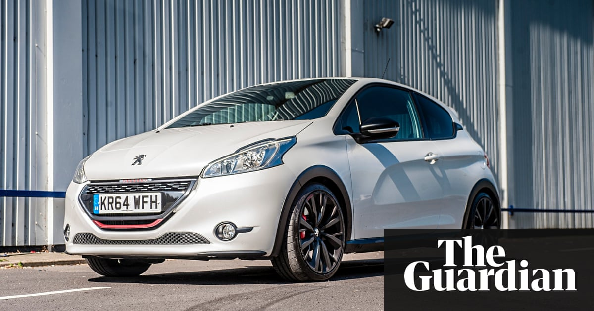 On the road: Peugeot 208 GTi – car review | Technology | The Guardian