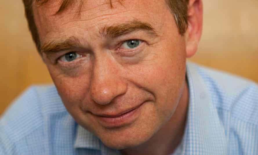 Tim Farron says rebuilding the Lib Dems may be easier given the scale of the party's losses