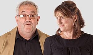 Blind date: Elaine and Philip